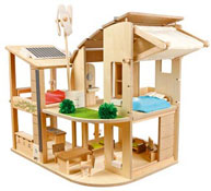 Casa ecológica amueblada el conjunto