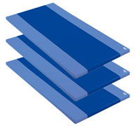 Maxi lote tapices de evolución camino l: 200 cm - anchura: 100 cm- grosor: 4 cm lote de 3
