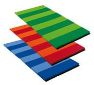 Maxi lote tapices de evolución plegables multicolor l: 240 cm - anchura: 120 cm- grosor: 4 cm lote de 3