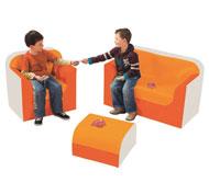 Kit club rincón sofá  alt. 25 cm el conjunto