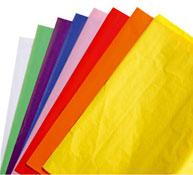 Hojas de papel de seda lote de 24