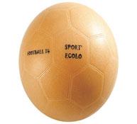 Balón de fútbol eco-responsable talla 4 la unidad