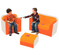 Kit club rincón sofá  alt. 17 cm el conjunto