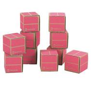 Cubos arquibloque lote de 10