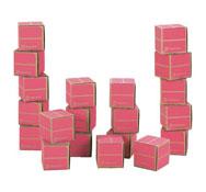 Cubos arquibloque lote de 20