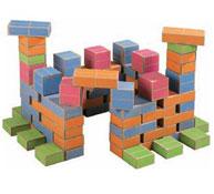 Kit arquibloque el maxi castillo 70 piezas el conjunto