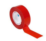 Adhesivo de color l: 33 m. - ancho: 1,9 cm. la unidad