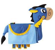Disfraces 3d caballo de ivanhoe la unidad