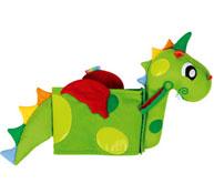 Disfraces 3d dragón la unidad