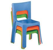 Silla lou tamaño mediano entre t1y t2 (altura del asiento: 29,5 cm) la unidad