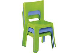 Silla lou tamaño grande t3 (altura del asiento: 35 cm) la unidad