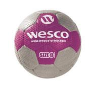 Balón de balonmano suave y de buen agarre tamaño 0 la unidad