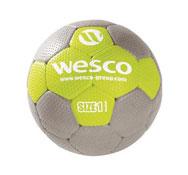 Balón de balonmano suave y de buen agarre talla 1 la unidad