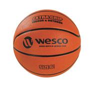 Balón de baloncesto extra agarre interior - exterior talla 6 la unidad