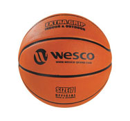 Balón de baloncesto extra agarre interior - exterior talla 7 la unidad