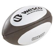 Balones de rugby buen agarre  talla 5 la unidad