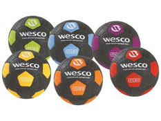 Balón de fútbol street soccer maxi lotetalla 3 lote de 6