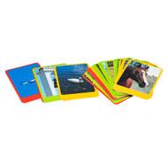 Juego de 36 cartas suplementarias los ruidos habituales el conjunto