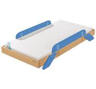 Barreras de retención para camas bajas el par