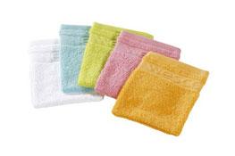 Ropa de baño lavados intensivos guante de aseo niño la unidad