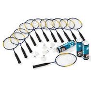 Kit bádminton mini raquetas para 12 niños el conjunto