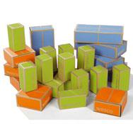 Kit arquibloque 25 piezas el conjunto