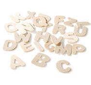 Alfabeto para decorar lote de 26