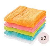 Maxi lote toallas pequeñas lote de 10