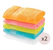 Maxi lote toallas grandes lote de 10