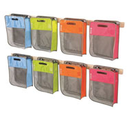 Maxi lote 8 bolsas con soportes el conjunto