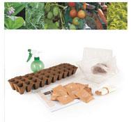Kits de semillas verduras bio el conjunto