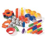 Circuito de bolas magnéticas smartmax construye & juega el conjunto