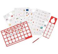 Kit de organización/plastificación el conjunto