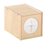 Caja de objetos la unidad