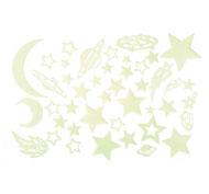 Estrellas fosforescentes lote de 40