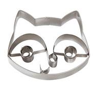Moldes de metal animales alicia el zorro la unidad