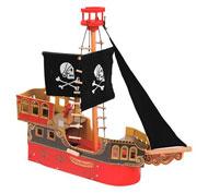 Barco pirata la unidad