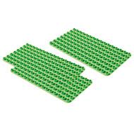 Kit placas de construcción diseño ecológico lote de 3
