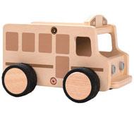 Autobús escolar la unidad