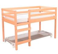 Cama alta de madera maciza cama individual + colchón impermeable + cama estándar el conjunto