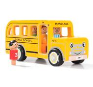 Autobús escolar el conjunto