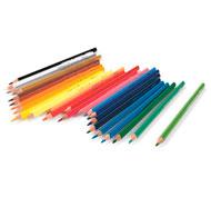 Lapices de color ergonómicos color'peps lote de 24