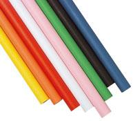 Maxi rollo de papel color 85 gr 15 x 1,22 m la unidad