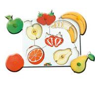 Encaje las frutas 2