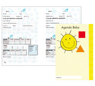 Agenda baby (castellano)