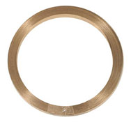 Cinta muelle de bronce (4 m)