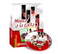 El estuche de musica a la carta 1 cd + 1 guia pedagogica