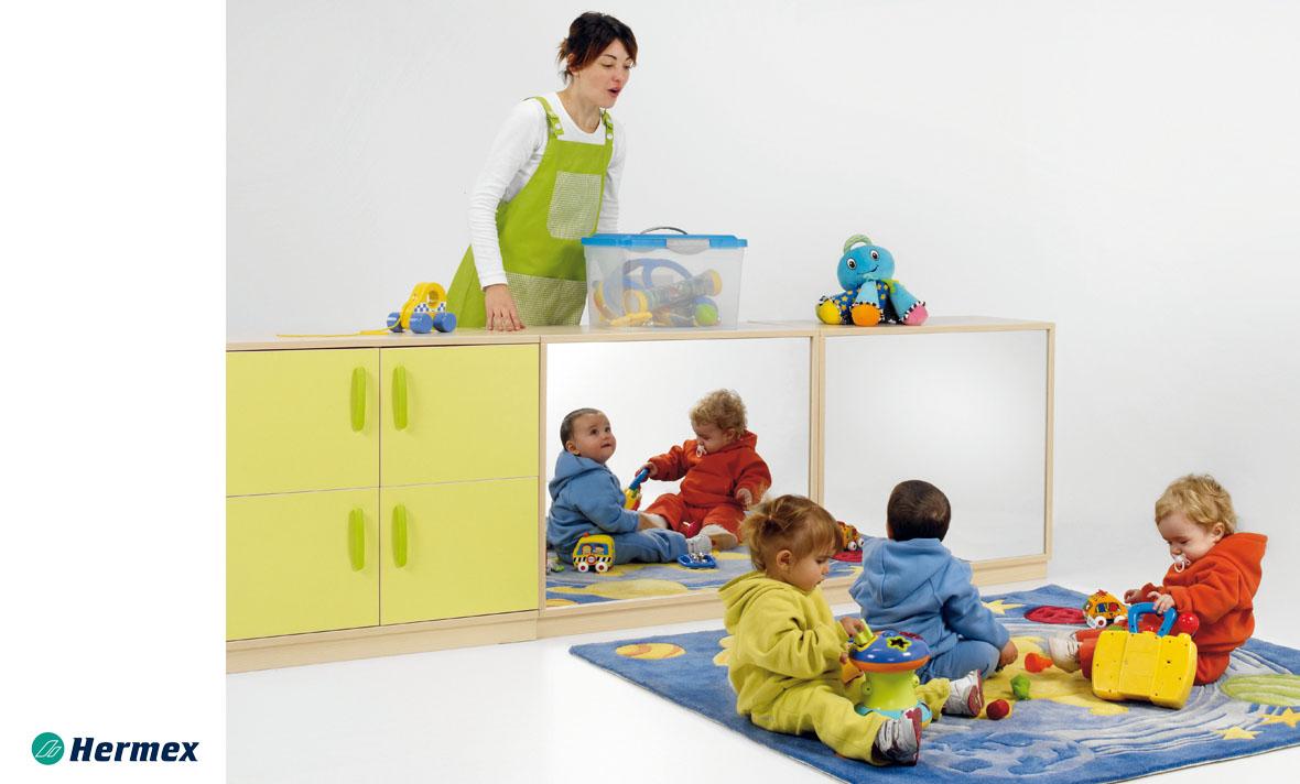 Aulas de Bebes - Juguetes