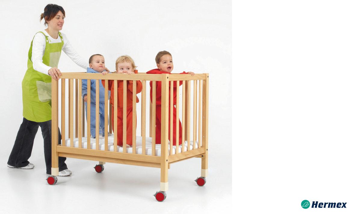 Aulas de Bebés - Cuna