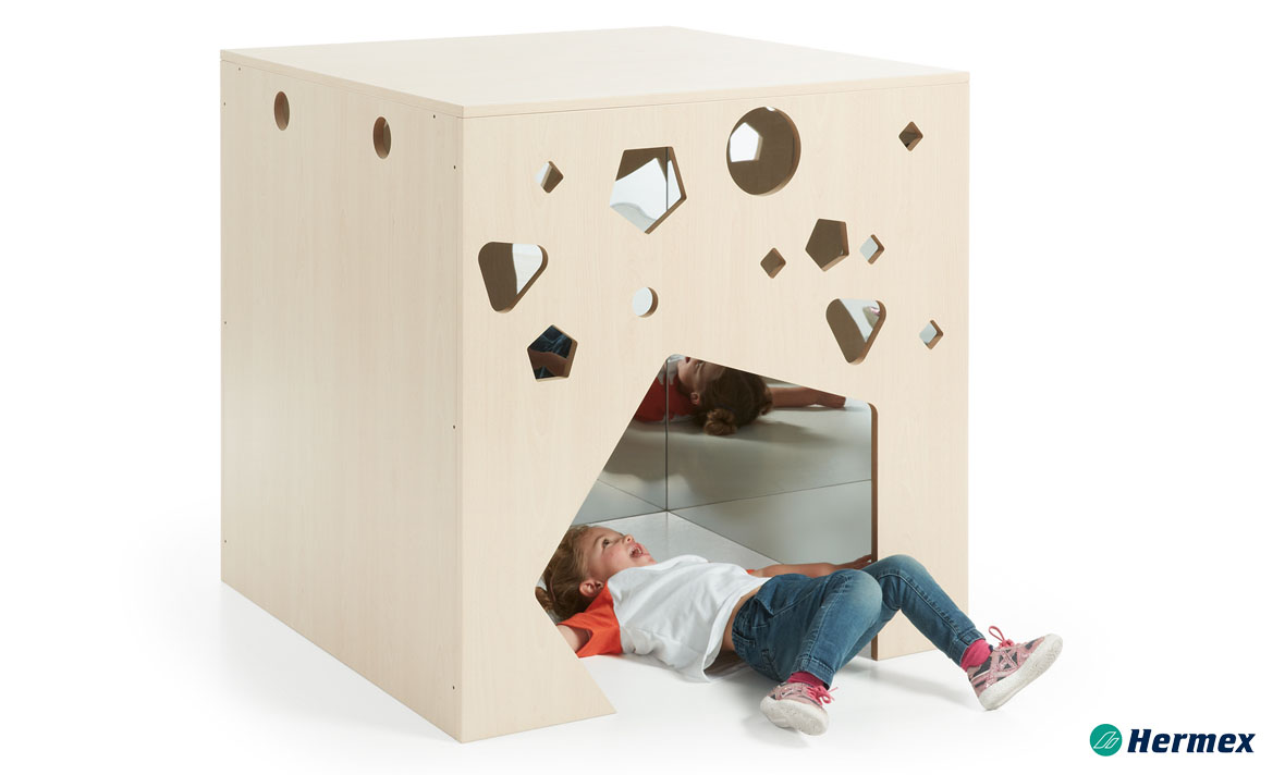 Aulas Multisensorial - Cubo Experimentación